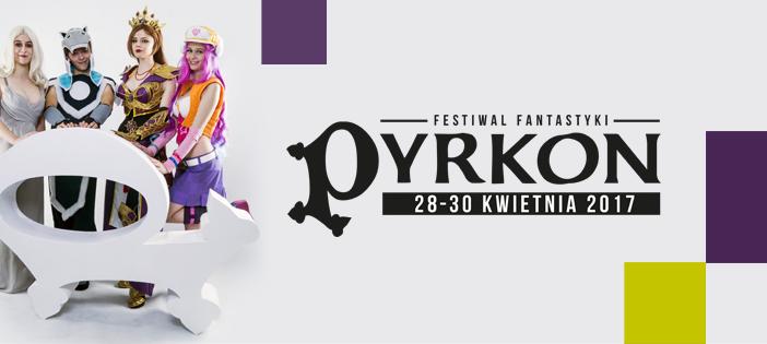 Pyrkon 2017 – strefa fantastycznych inicjatyw
