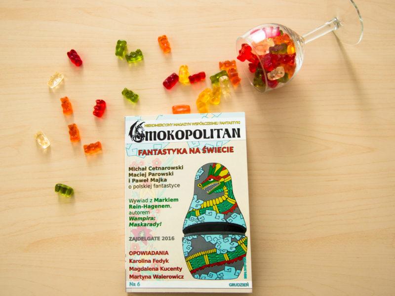 Papierowe Smokopolitany już dostępne!